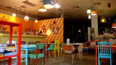 Caramel Cafe, Singapore